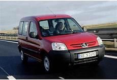 Peugeot Partner 1 9 D Quiksilver 2003 Fiche Technique N