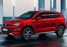 2017 seat ateca fr sports looks without the performance
