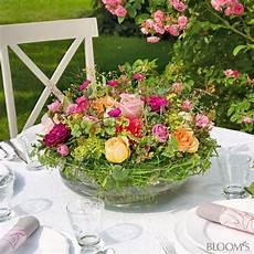 Sommerfest Ideen Romantische Tischdeko Mit