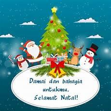 50 Ucapan Selamat Natal Bahasa Indonesia Plus Gambar