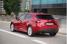 All New Mazda3 Sedan And Hatch To Make European Debut In