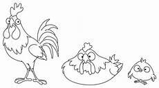 Malvorlage Huhn Ostern Kostenlose Malvorlage Ostern Hahn Huhn Und K 252 Ken Zum