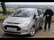 Ford B Max 2014 Review Telegraph Cars