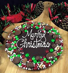 holiday chocolate wreath avalanche choose a greeting