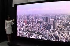 le plus grand ecran tv du monde la t 233 l 233 vision 8k devrait s allumer en 2018 selon digitimes