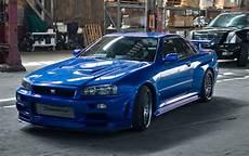 Fast And Furious 4 Nissan Skyline Stolen Autoevolution