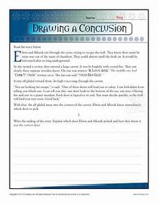 drawing a conclusion worksheets drawing conclusions drawing conclusions middle school
