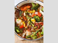Weight Loss Vegetable Soup Recipe   KeepRecipes: Your