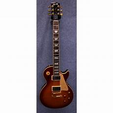 jimmy signature guitar used gibson jimmy page signature les paul electric guitar guitar center