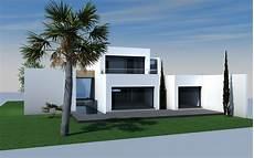 architecture moderne maison mc immo