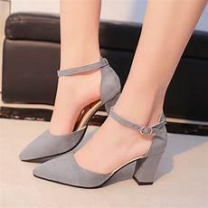 fashion pumps sandals high heel summer pointed toe