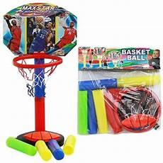 Jual Mainan Ring Basket Anak Plus Bola Dan Pompa Di Lapak