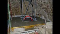 monte charge domestique installation d un monte charge d 233 servant une cave vo 251 t 233 e