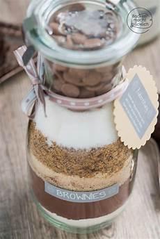 Brownie Backmischung Im Glas Backen Macht Gl 252 Cklich