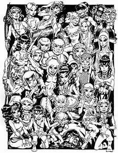 Elfen Malvorlagen Quest Quest Coloring Pages Elves