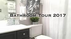 bathroom decorating ideas tour on a budget