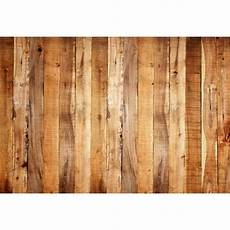 Papier Peint Mur En Bois Avec Planches En Brun Achat