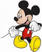 Mickey Mouse Free PNG Clip Art Image  Gallery
