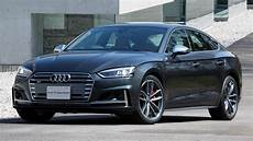 2017 Audi S5 Sportback Jp Wallpapers And Hd Images