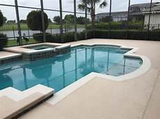 after completed project bombay for the deck sand dollar for the color band painted pool
