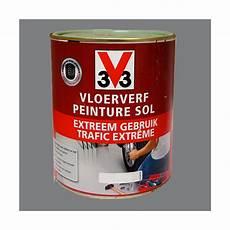 peinture v33 sp 233 cial sol trafic extr 234 me gris fonc 233 pas