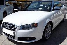 2006 audi s4 cabriolet 4 2 v8 automatic 4 seater convertible cars for sale in spain