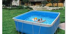 Billige Swimmingpools Kaufen - why build a swimming pool when you can buy one www