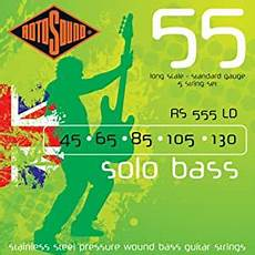 Rotosound Rs555ld Linea Pressure Wound 5