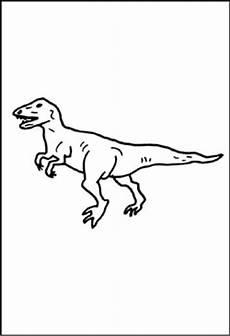 Malvorlage Dino Rex Dinosauriern Malvorlagen Ausmalbildern