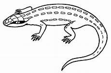 Ausmalbilder Reptilien Malvorlagen Eidechsen Bilder Zum Ausdrucken