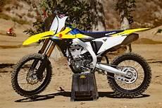 2019 suzuki rm 2019 suzuki rm z450 review the affordable motocrosser