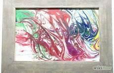 Papier Wasserfest Machen Rasiercreme Rasierschaum Kunst