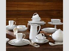 Pottery Barn's Tips for Choosing White Dishes (Plus, a