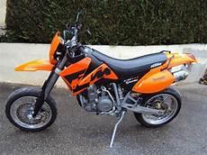 2001 ktm lc4 e 640 supermoto moto zombdrive