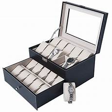 boite pour montre dxp pr 233 sentoir bo 238 te coffret 224 montre noir coffret en cuir