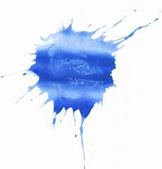 20 blue watercolor splatter png transparent onlygfx com