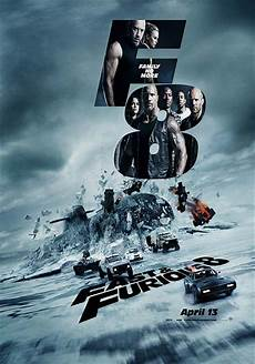 fast furious 8 affiche fast furious 8 now showing book tickets vox