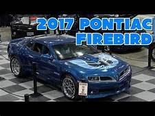 2017 Pontiac Trans Am Bandit  Cars Review Release