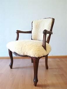 stuhl mit fell stuhl mit fell neu bezogen autosattlerei liehr in wehr