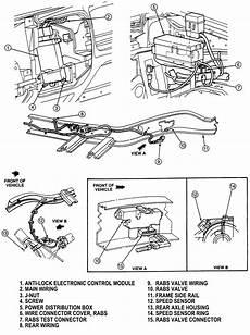 repair anti lock braking 1967 ford country instrument cluster 1997 ford aspire 1 3l efi sohc 4cyl repair guides rear anti lock brake system rabs
