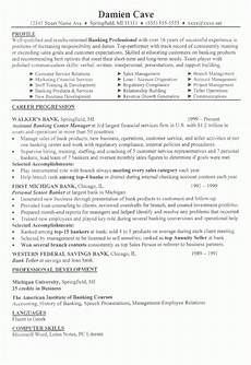 resume format resume exles profile section