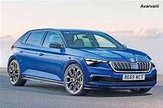 New 2019 Skoda Rapid Exclusive Images Auto Express