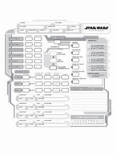 star wars saga edition fillable pdf character sheet