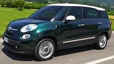 Fiat Modelle übersicht - fiat 500l autobild de
