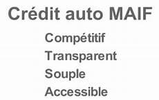 Maif Credit Auto Simulation Cr 233 Dit Auto Maif En Ligne