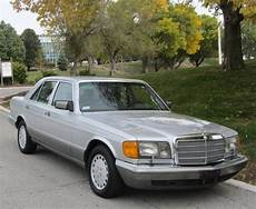 mercedes 300 se 1991 mercedes 300 se w126 58k silver with gray ronsusser
