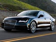 2013 Audi A7 Pricing Ratings Reviews Kelley Blue Book