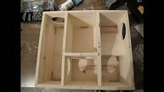 how to build a hamsterhouse