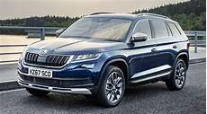 2018 Skoda Kodiaq Scout Uk Pricing And Specs