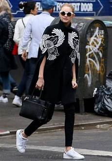 Sport Et Style Le Style Quot Duty Quot Du Mannequin Gigi Hadid Fashion Icon